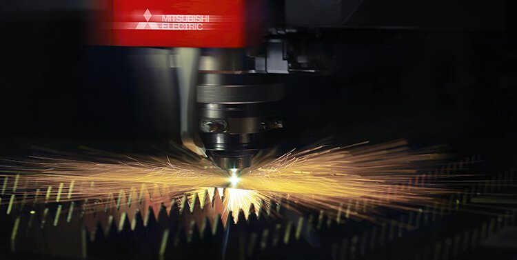 Laser cutting systems – Mitsubishi Electric Laser Website